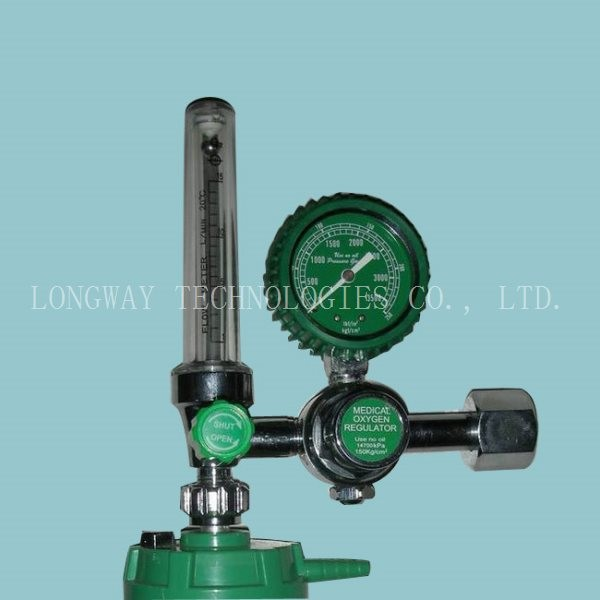 Oxygen Tank Flow Meter oxygen regulato...
