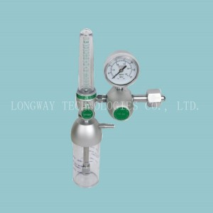 LW-FLM-5 Oxygen Regulator with humidifier
