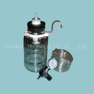 LW-SU-1 Vacuum Regulator with Suction Jar