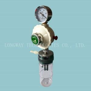 LW-SU-4 Vacuum Regulator with Suction Jar